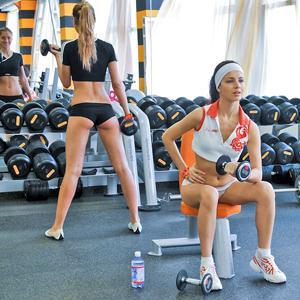 Фитнес-клубы Стерлитамака