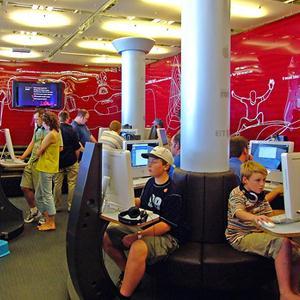 Интернет-кафе Стерлитамака