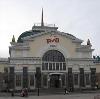 Железнодорожные вокзалы в Стерлитамаке