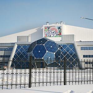 Спортивные комплексы Стерлитамака