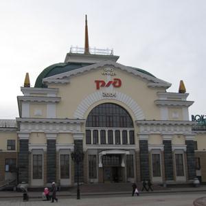 Железнодорожные вокзалы Стерлитамака